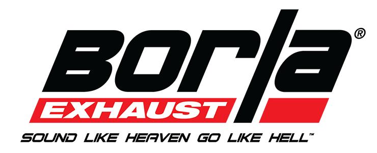 Borla Exhaust logo 740